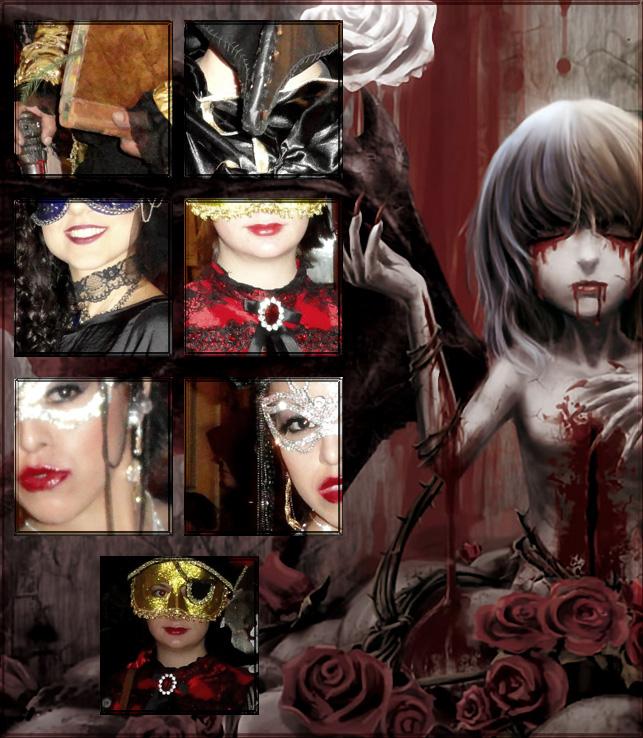 Drácula: Mascarada