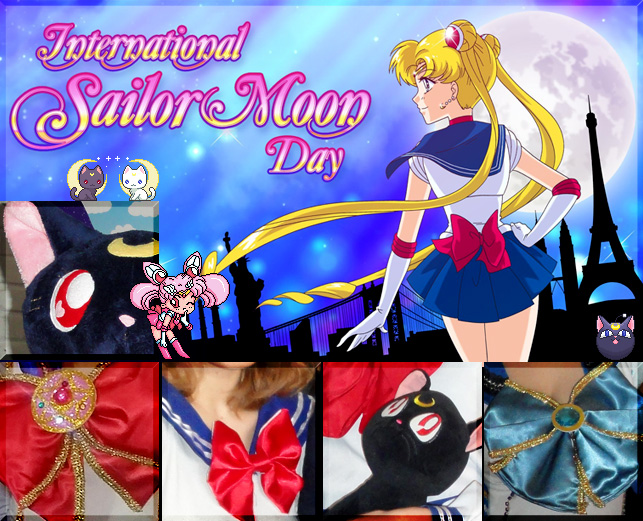 Sailor Moon Day 2016
